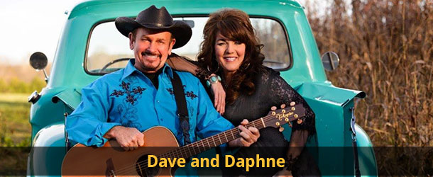 Dave & Daphne Event Image