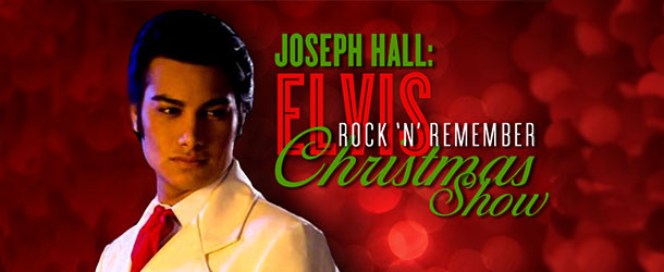 ELVIS Rock N' Roll Remember Christmas Show Event Image
