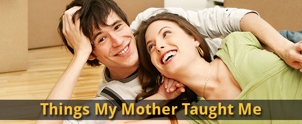 Things My Mother Taught Me Event Image