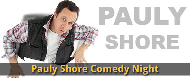 Pauly Shore Event Image