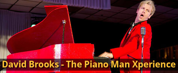 David Brooks & The Piano Man Xperience Event Image