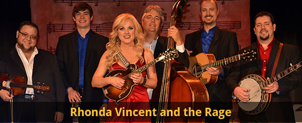 Rhonda Vincent and the Rage Event Image