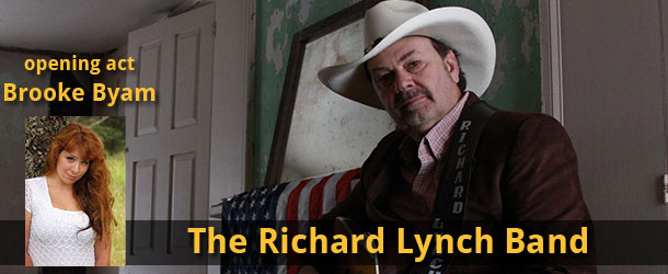 The Richard Lynch Band Event Image