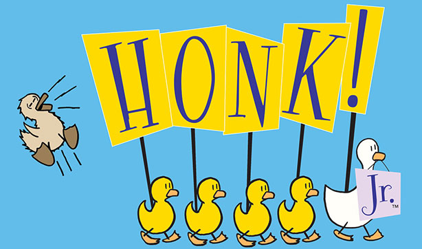 Honk Jr. Auditions